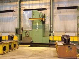 CNC Milling Machine ZAYER X= 21 000 mm