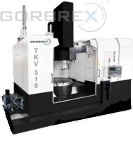 CNC VTL GORBREX Model: TKV 516 / Fi 1600 with Tool Changer