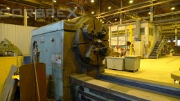 CNC Heavy Duty Lathe KRAMATORSK Model: 1A660